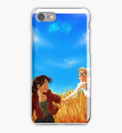 Blue Sky iPhone Case/Skin