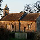 Golden Chapel by dbarden