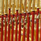 Prayer bells by dbarden
