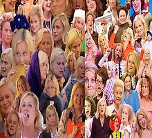 Amy Poehler Collage by Emmycap