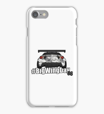 #bigwingday - It's this day of the week again! iPhone Case/Skin
