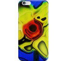 Single Yellow Daffodil iPhone Case/Skin