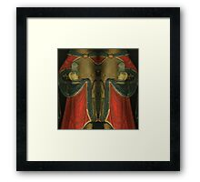15th Century King's Wardrobe #2  Framed Print