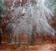 Tree Of Ice by Kay  G Larsen