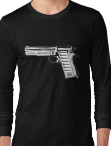 Handgun Long Sleeve T-Shirt