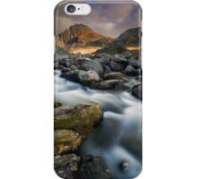 Tryfan iPhone Case/Skin