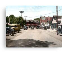 Wickford Village, Rhode Island,  Metal Print