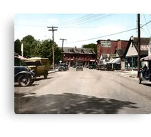 Wickford Village, Rhode Island,  Canvas Print