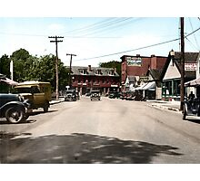 Wickford Village, Rhode Island,  Photographic Print