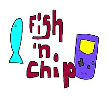 Fish and Chip by Gas1312
