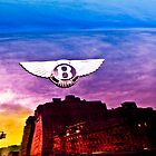 Bentley Sunset NYC by martinilogic