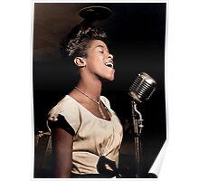 The Talented Sarah Vaughan, 1946 Poster