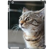 Startled iPad Case/Skin