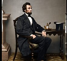 Abraham Lincoln by Mads Madsen