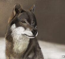 Digital Paintings by Kitsune Arts