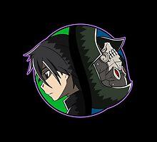 Kirito vs Death Gun by benlaverock