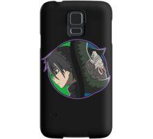 Kirito vs Death Gun Samsung Galaxy Case/Skin
