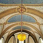 Tiffany Dome at Marshall Fields - Chicago by Mark Heller