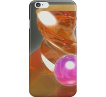 Colored Crystal Relics iPhone Case/Skin