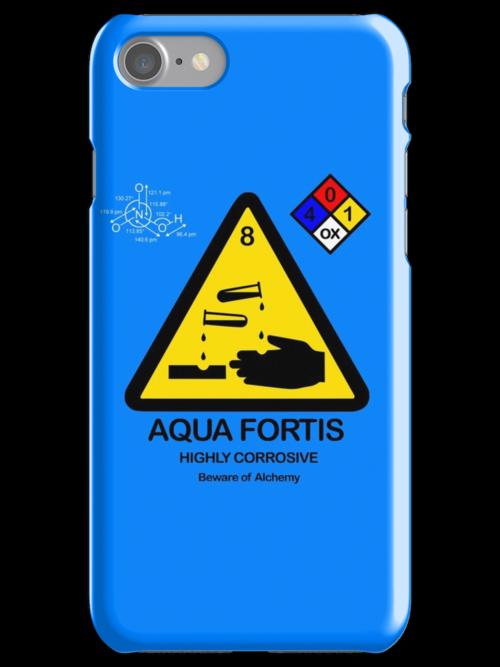 Aqua Fortis by C.J. Jackson