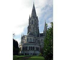 St Finbars Cathedral Cork Photographic Print