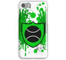 tennis : hi-fi iPhone Case/Skin