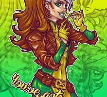Rogue's Got the Touch by Penelope Barbalios