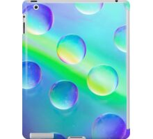 Abstract Psychedelic Drops iPad Case/Skin