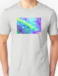 Abstract Psychedelic Drops T-Shirt