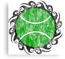 tennis : tribalz Canvas Print