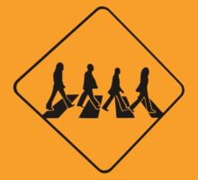 WATCH OUT LONDON!!!! Beatles crossing. by Ghelly
