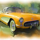 57' Corvette by ezcat