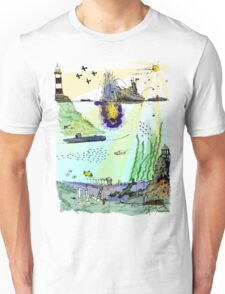 Ocean Depths Colour T-Shirt