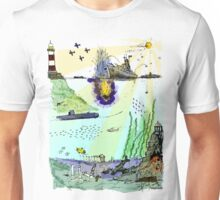 Ocean Depths Colour Unisex T-Shirt