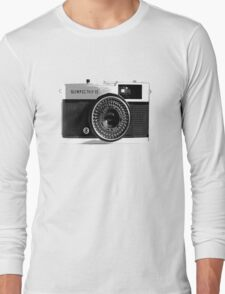 Olympus Trip 35 Classic Camera Long Sleeve T-Shirt