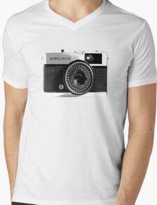 Olympus Trip 35 Classic Camera Mens V-Neck T-Shirt