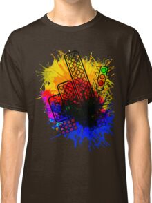 City Splatter Classic T-Shirt