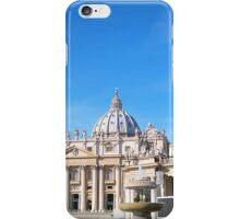 Majestic St Peters  iPhone Case/Skin