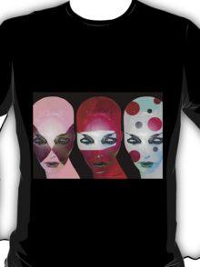 Faces 11 T-Shirt