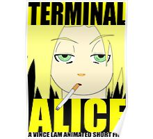 Terminal Alice (Poster 1) Poster
