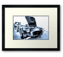 Cobra Classic   Framed Print