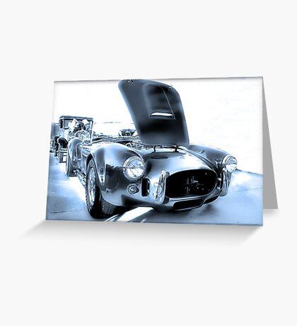 Cobra Classic   Greeting Card