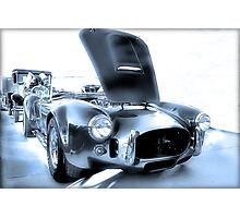 Cobra Classic   Photographic Print
