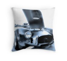 Cobra Classic   Throw Pillow