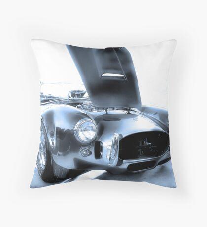 Cobra Classic   Throw Pillow
