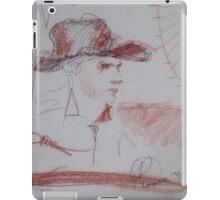 ELECTRIC COWBOY(C1993) iPad Case/Skin