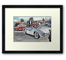 Classic Auto Series # 15 Framed Print
