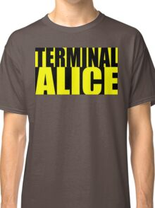 Terminal Alice (Title) Classic T-Shirt