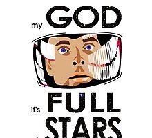 My God It's Full of Stars by shaned32