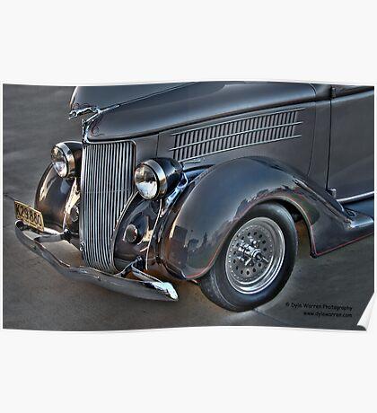Classic Auto Series # 5 Poster